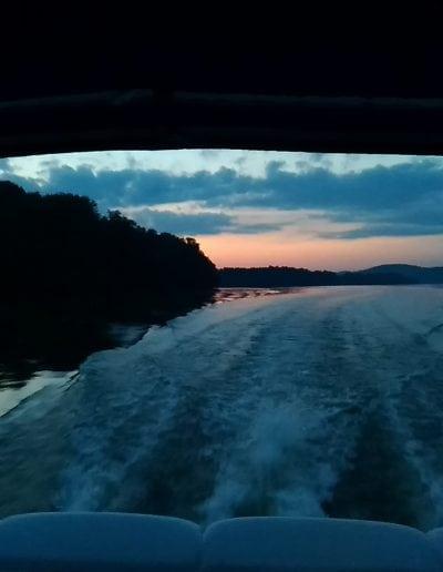 sunset_cordell_hull_lake